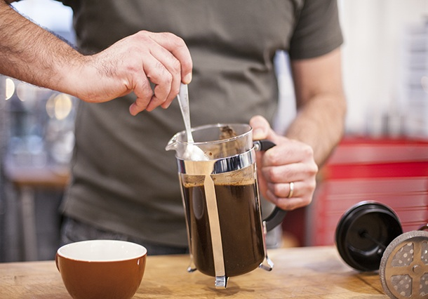 Chefsteps how to make perfect french press coffee How to make coffee with a coffee maker